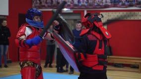 Combat moderne d'épée clips vidéos