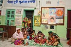 Combat pour la malnutrition image stock