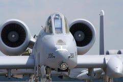 Combatiente de jet Foto de archivo libre de regalías