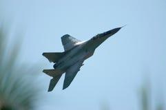Combatiente de jet Imágenes de archivo libres de regalías