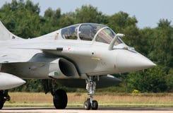 Combatiente de jet Imagenes de archivo