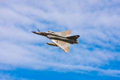 Combatiente de jet del espejismo 2000 Fotografía de archivo libre de regalías