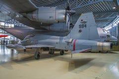 Combatiente de la libertad de Northrop f-5a Fotografía de archivo