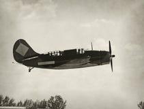 Combatiente de la marina de guerra de la Segunda Guerra Mundial Imagen de archivo libre de regalías