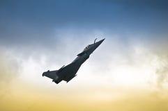 Combatiente del aire Foto de archivo libre de regalías