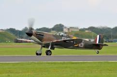 Combatiente del Spitfire Fotos de archivo libres de regalías