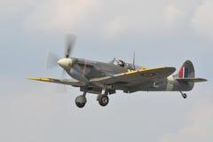 Combatiente del Spitfire Fotografía de archivo