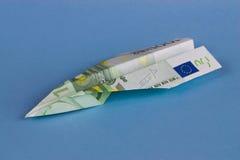 Combatiente euro Foto de archivo libre de regalías