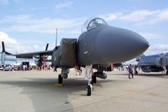 Combatiente F15 imagen de archivo libre de regalías
