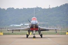 Combatiente J-10 Foto de archivo