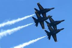 Combatiente jet-2445 Imágenes de archivo libres de regalías
