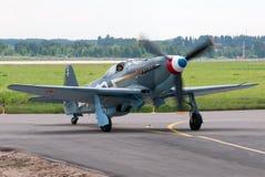 Combatiente Yak-3 Foto de archivo libre de regalías