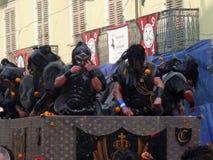 Combatientes Foto de archivo
