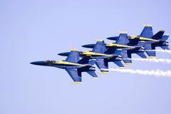 Combatientes de jet Imagen de archivo libre de regalías