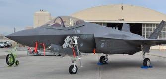 Combattente di colpo del giunto F-35 Immagine Stock Libera da Diritti
