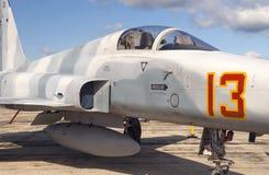 Combattente di jet Immagini Stock Libere da Diritti
