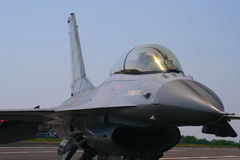 Combattente di jet Fotografie Stock