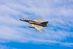 Combattente di jet di miraggio 2000 Fotografia Stock Libera da Diritti