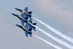 Combattente jet-4325X2 Fotografie Stock