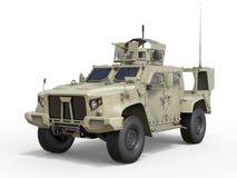 Combattimento leggero tutto il veicolo militare del terreno royalty illustrazione gratis