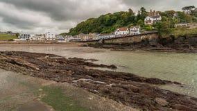 Combe Martin, Devon, England, UK stock photos