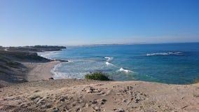 Comber da praia Foto de Stock Royalty Free