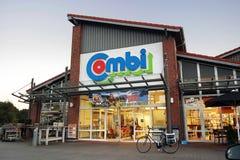 Combi-Supermarkt Lizenzfreie Stockfotografie