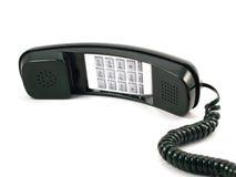 Combiné téléphonique de téléphone. Photo stock