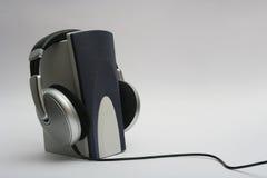 Combinación doble de la música Foto de archivo libre de regalías
