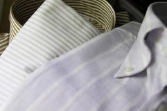Combinaisons des chemises Image libre de droits
