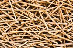 Combination of bamboo. Stock Photo