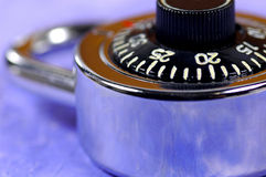 Combination Lock Royalty Free Stock Photography