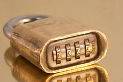 Free Combination Lock Royalty Free Stock Photos - 14327918