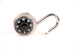 Combination Lock Stock Image