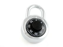 Combination Lock 2 Stock Photography