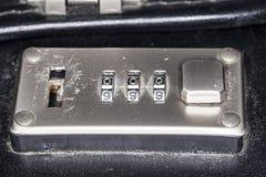 Combination lock Stock Image