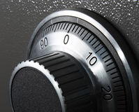 Combination number Royalty Free Stock Photo