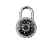 Combination padlock Stock Images