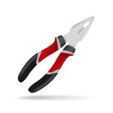 Combination pliers Royalty Free Stock Photos