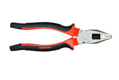 Combination pliers - tong jaws Royalty Free Stock Photos