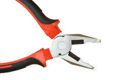 Combination pliers - tong jaws Stock Photos