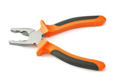 Combination pliers tool Royalty Free Stock Images