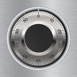Combination Safe Lock Stock Images