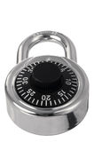 Combination security Padlock  Stock Photos