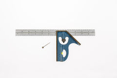 Combination Square Stock Images