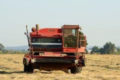 Combine Harvest Stock Images
