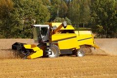 Combine harveste Stock Images