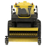 Combine machine Royalty Free Stock Image
