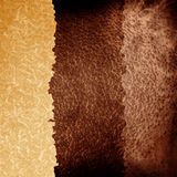 Combined leather texture Stock Photography
