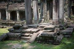 Combodia świątyni dżungle obrazy stock